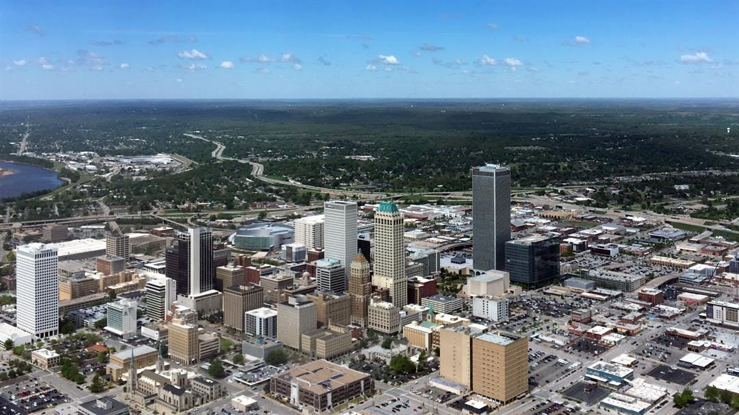 2019 Was A Big Year For Business Development In Tulsa