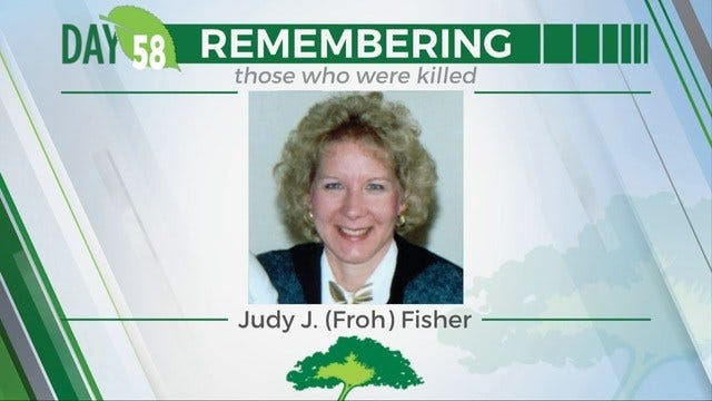 168 Days Campaign: Judy J. (Froh) Fisher