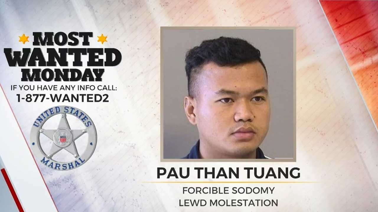 Most Wanted: U.S. Marshals Searching For Man Accused Of Sex Crimes