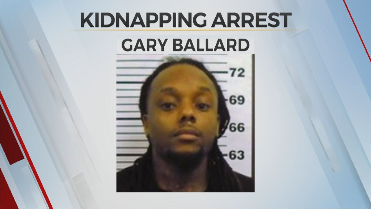 Man Accused Of Human Trafficking, Kidnapping Arrested