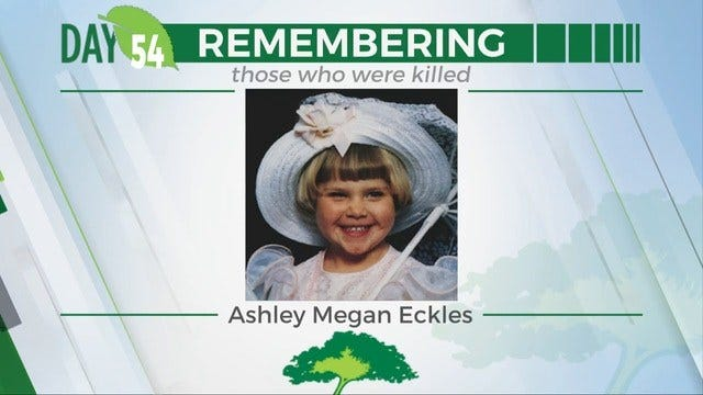 168 Days Campaign: Ashley Megan Eckles