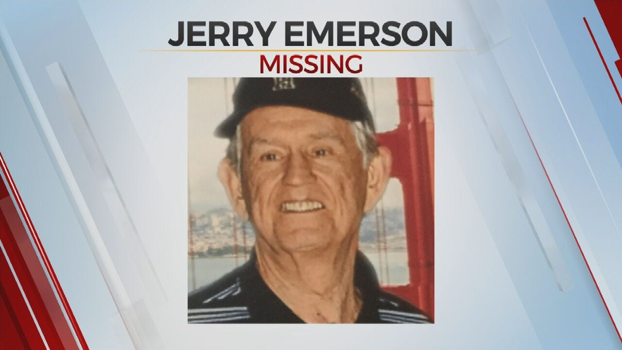 Tulsa Police Searching For Missing Man With Dementia