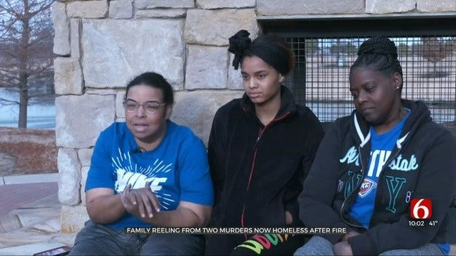 Sapulpa Family Escapes Fire But Loses Everything To Flames