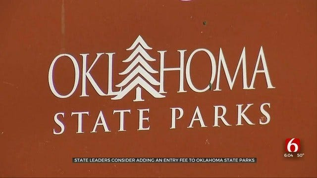 Oklahoma Considers Entry Fees At 52 State Parks