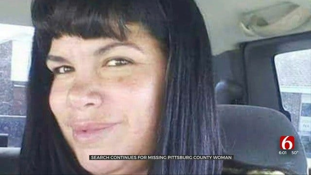 Family Searching For Answers In Pittsburg County Woman's Disappearance