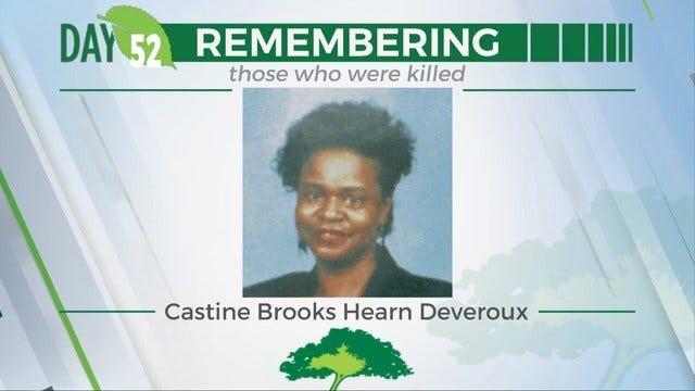 168 Days Campaign: Castine Brooks Hearn Deveroux