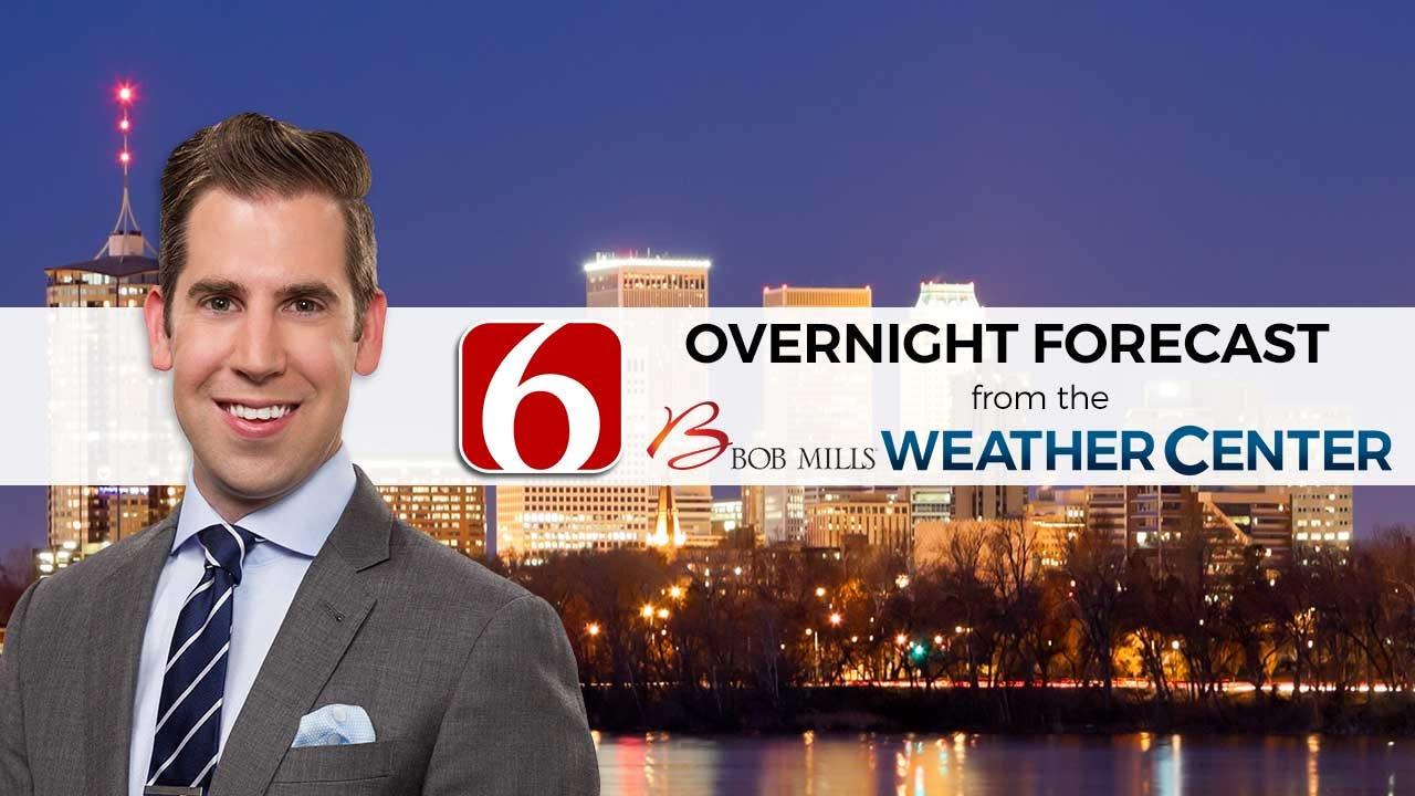 Thursday Forecast With Mike Grogan