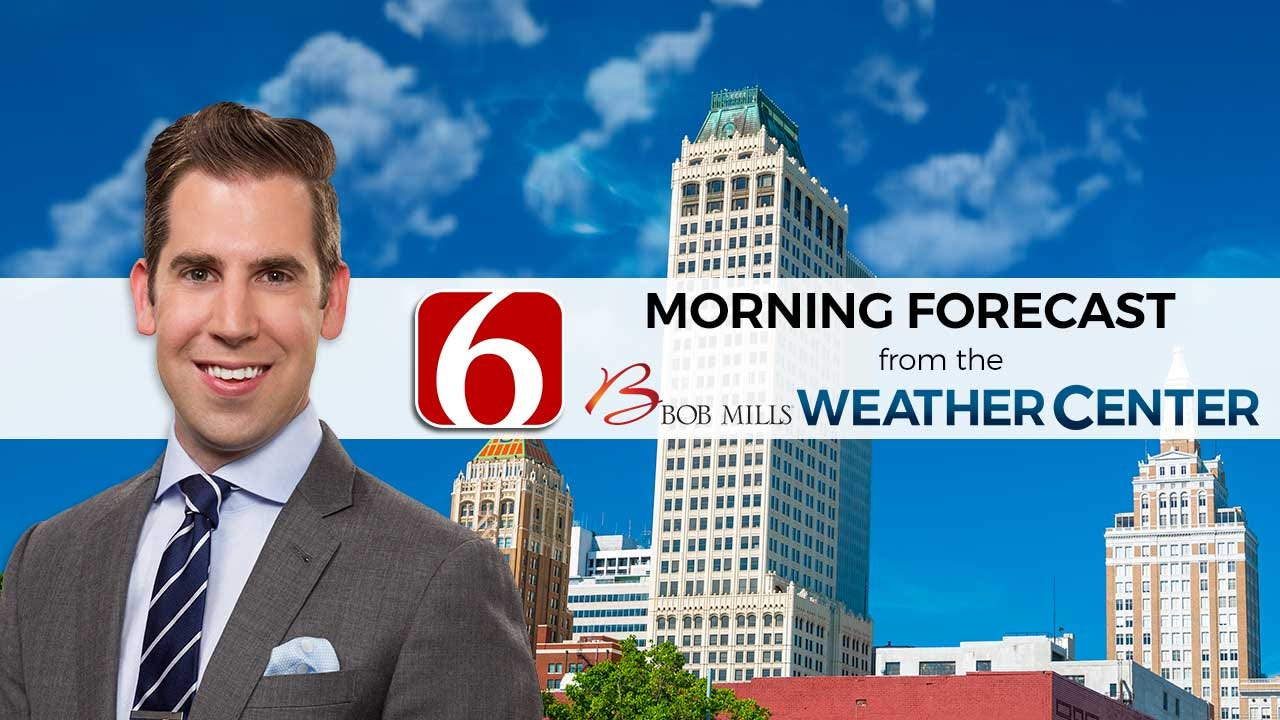 Tuesday Afternoon Forecast With Mike Grogan