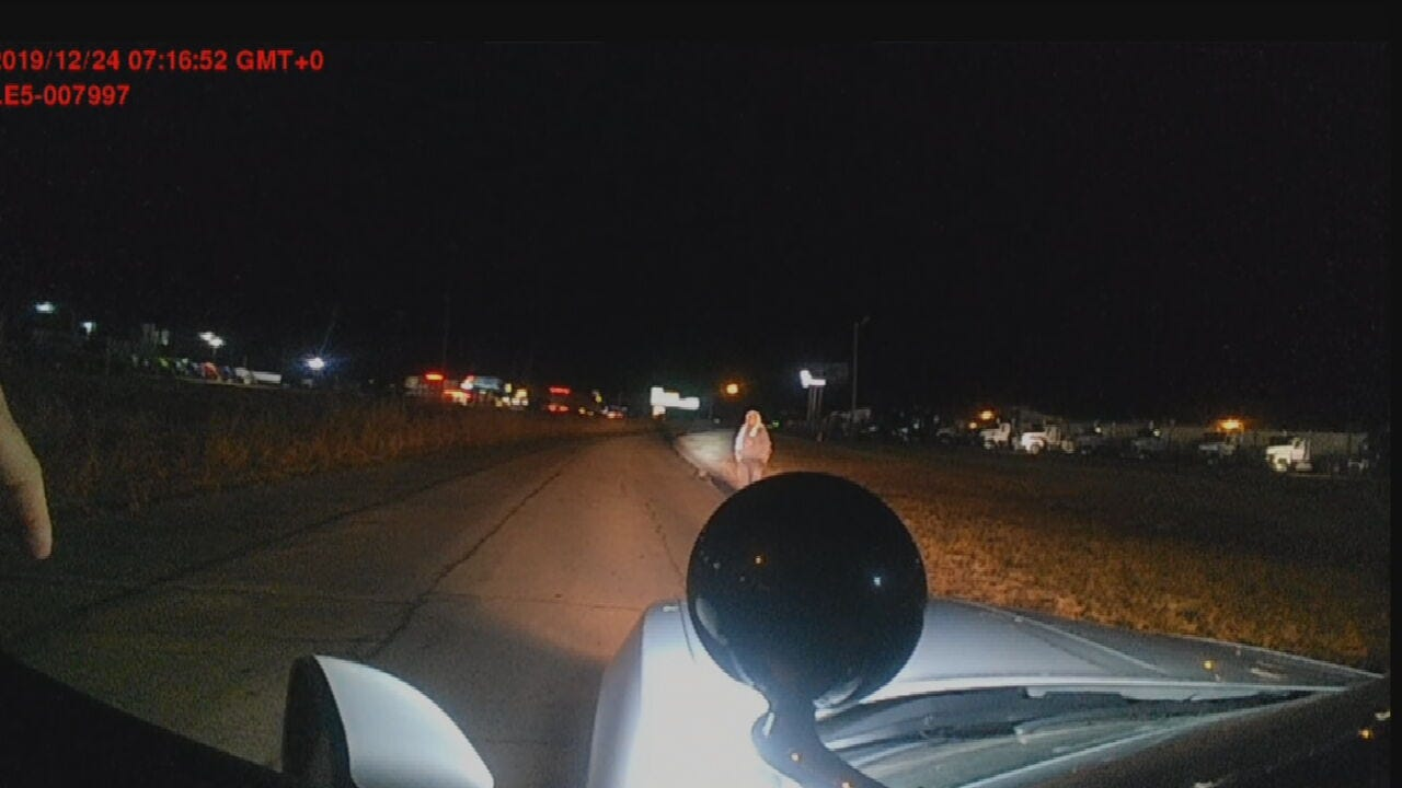 OSBI Investigating Officer-Involved Shooting At Sapulpa Motel