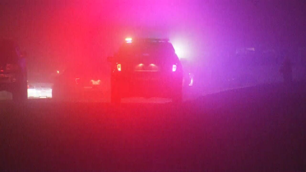 Police: 1 Arrested After Tulsa Chase Ends