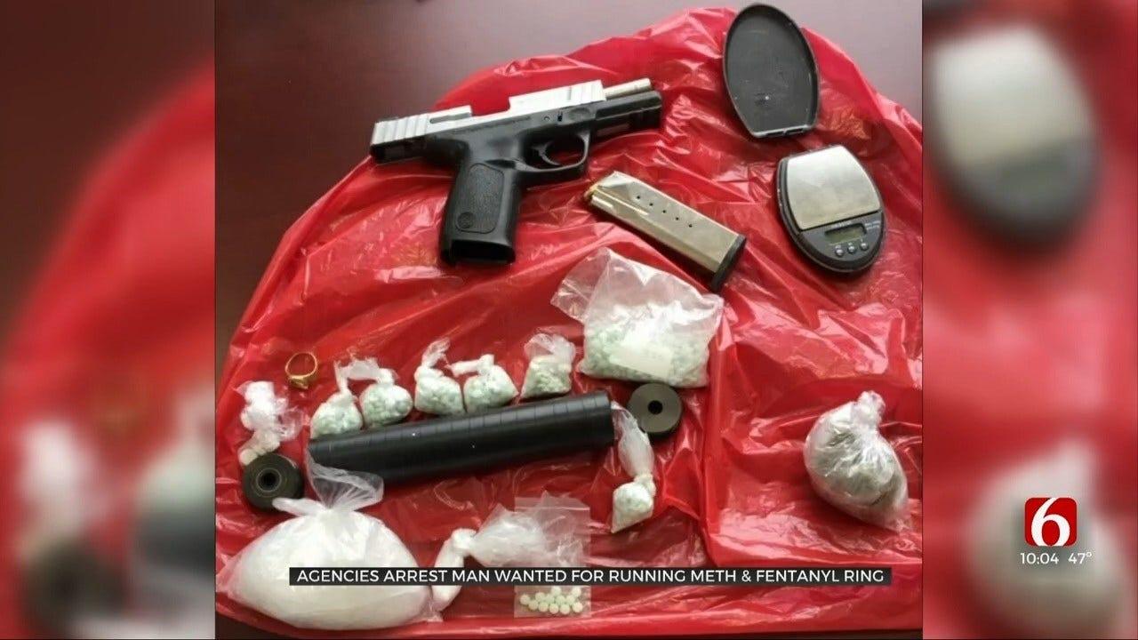 Local, Federal Authorities Arrest 2 Men In Meth, Fentanyl Investigation