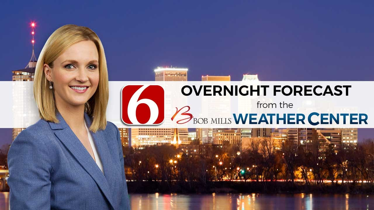 Saturday Forecast With Stacia Knight