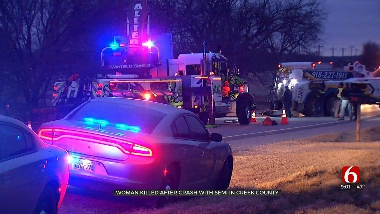 OHP Respond To Fatal Kellyville Cattle Trailer Crash