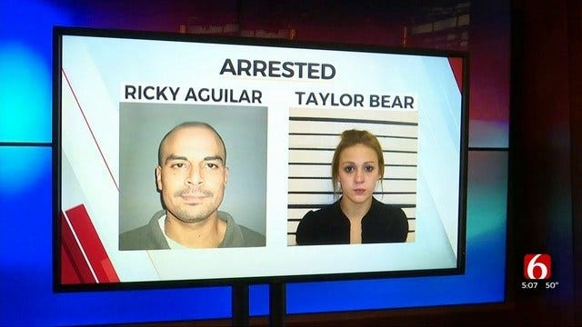 Traffic Stop Leads To Cherokee County Arrests