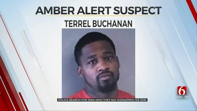 Police Think Amber Alert Dad May Still Be In Tulsa