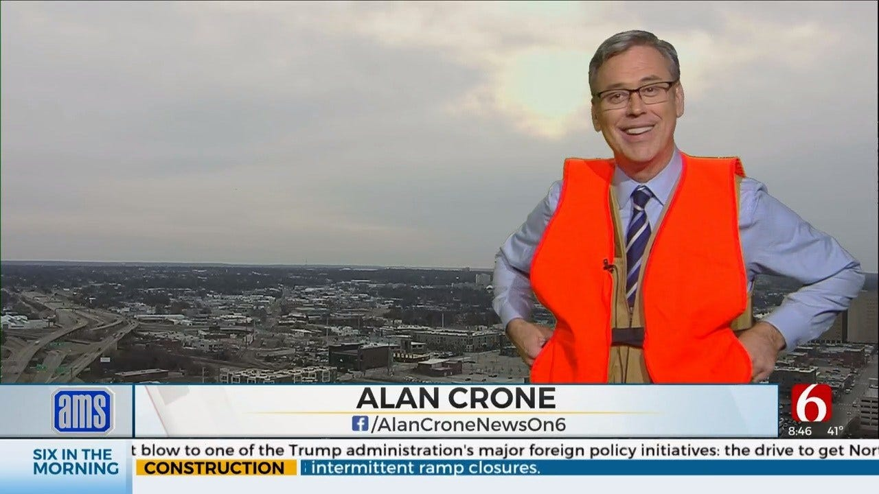 Friday Forecast With Alan Crone