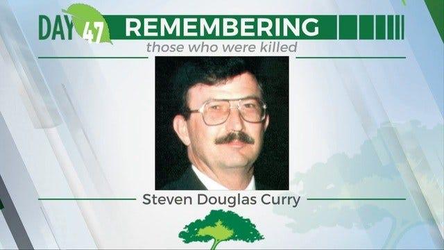 168 Days Campaign: Steven Douglas Curry