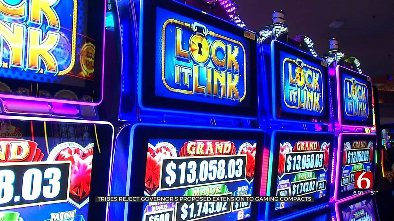 Oklahoma Tribal Leaders Say Gaming Compacts Will Renew January 1