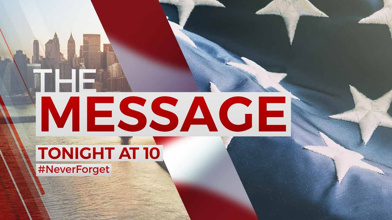 Tonight At 10: The Message