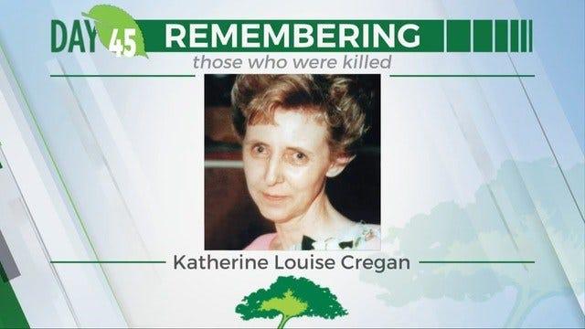 168 Days Campaign: Katherine Louise Cregan