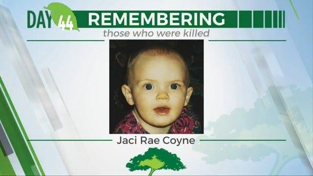 168 Days Campaign: Jaci Rae Coyne