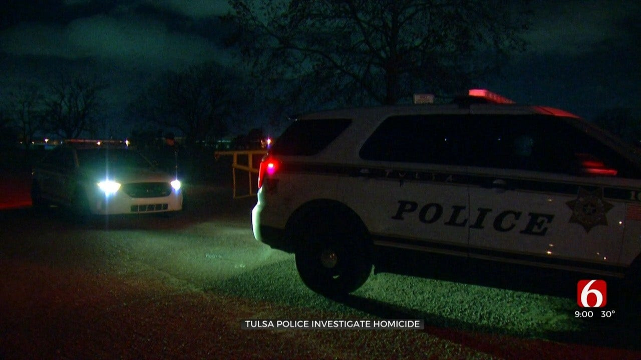 Tulsa Police Investigating Homicide After Body Found Near Soccer Fields