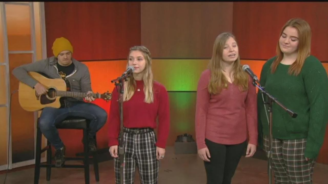 Listen To 'O Holy Night' By Preslar Music Students