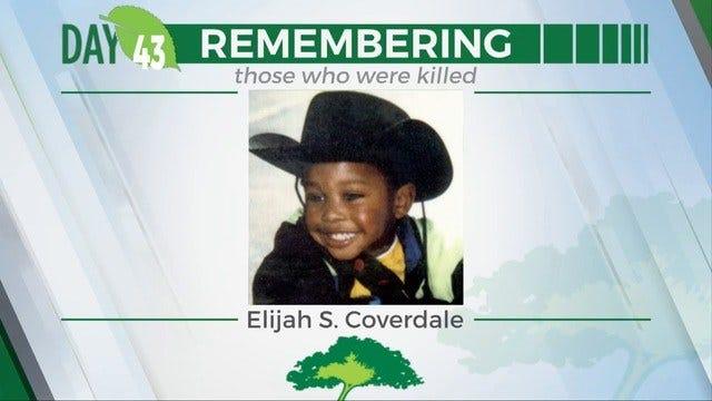 168 Days Campaign: Elijah S. Coverdale