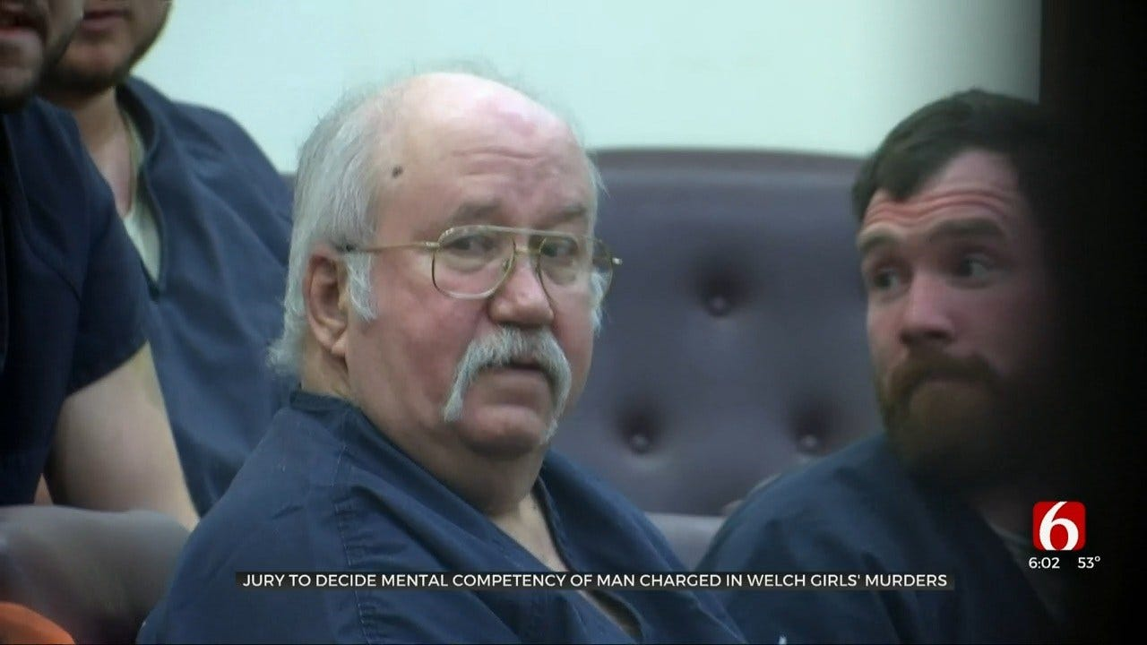 Jury To Decide If 1999 Welch Girls Murder Suspect's Competency