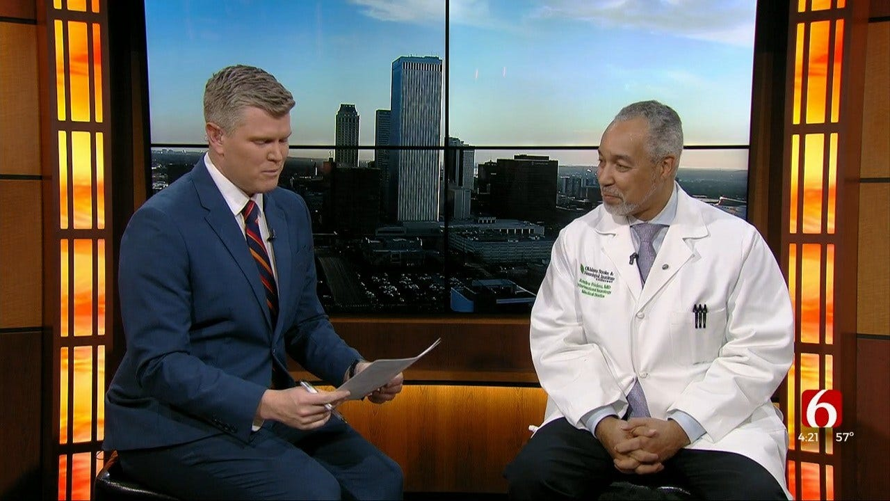 Doctor Talks About Warning Signs For Stroke