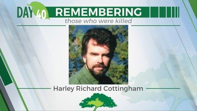 168 Days Campaign: Harley Richard Cottingham