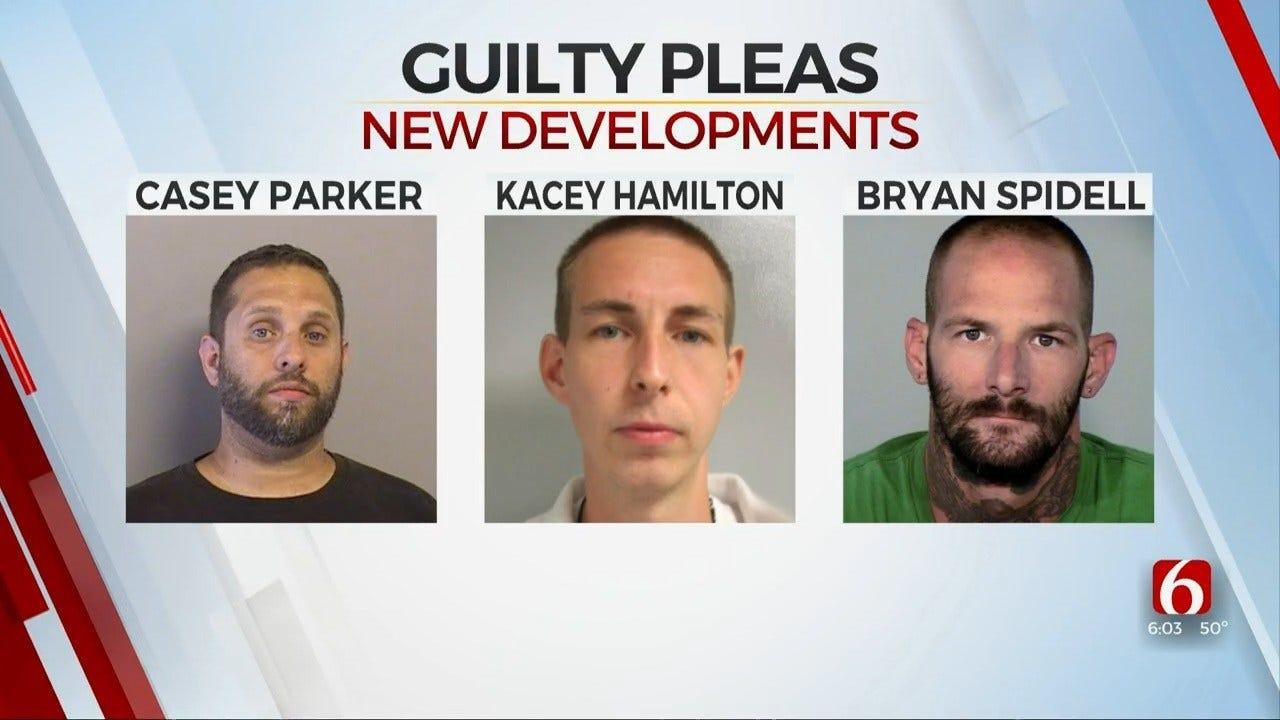 3 Oklahoma Men Plead Guilty To Federal Sex Crimes