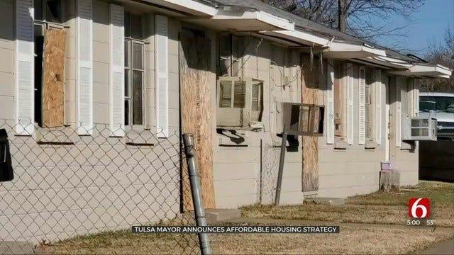Tulsa Hopes New Housing Strategy Will Decrease Homelessness