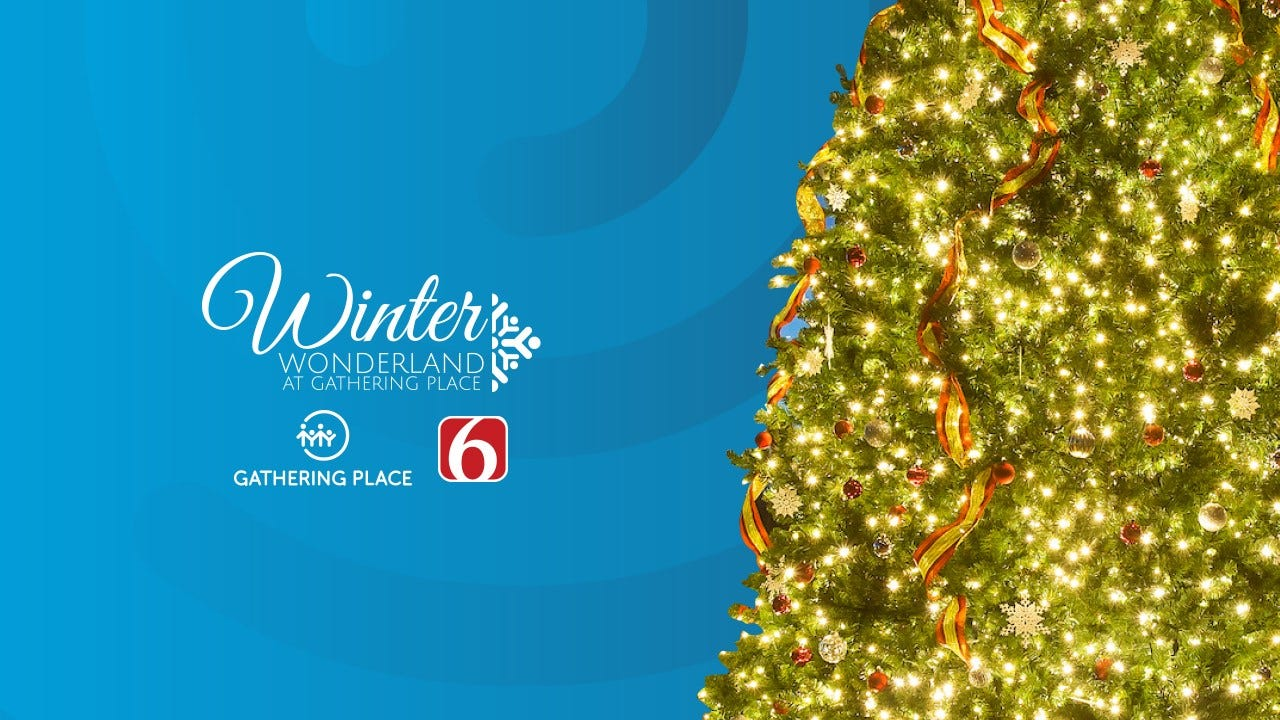 Tulsa's Gathering Place Kicking Off Winter Wonderland Events