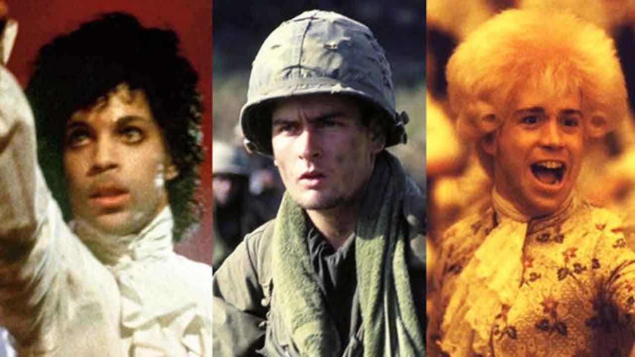 'Purple Rain,' 'Platoon,' 'Amadeus' Among Latest Additions To National Film Registry