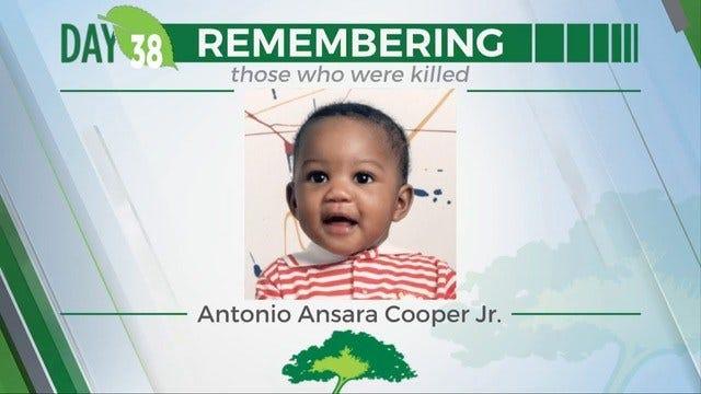 168 Days Campaign: Antonio Ansara Cooper, Jr.
