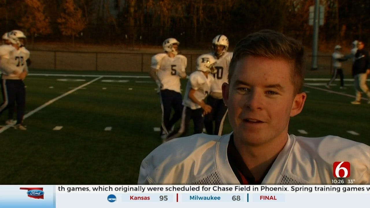Regent Prep Hoping To Win State Championship