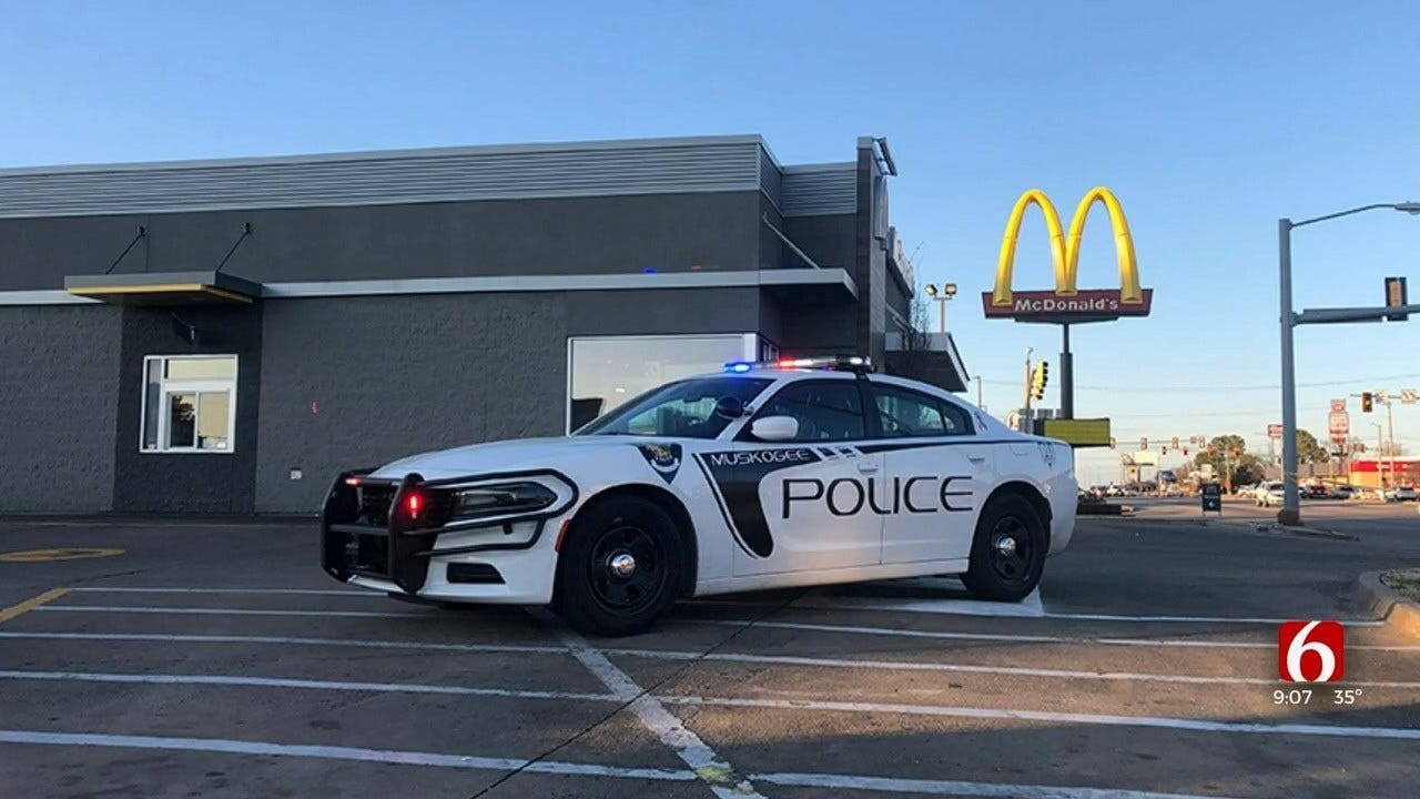 Muskogee Police: McDonald's Worker Stabs Manager