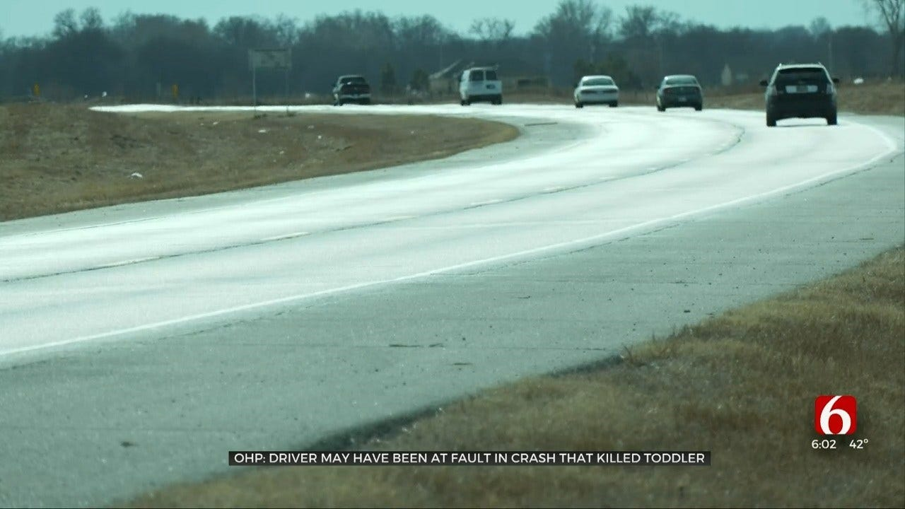 Troopers Investigate Deadly Crash Along Highway 72 Near Coweta