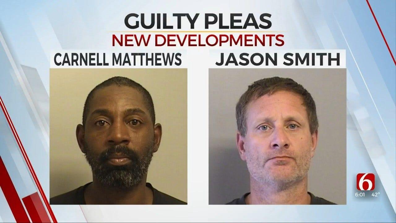 Tulsa, Sapulpa Men Plead Guilty To Child Sex Crimes