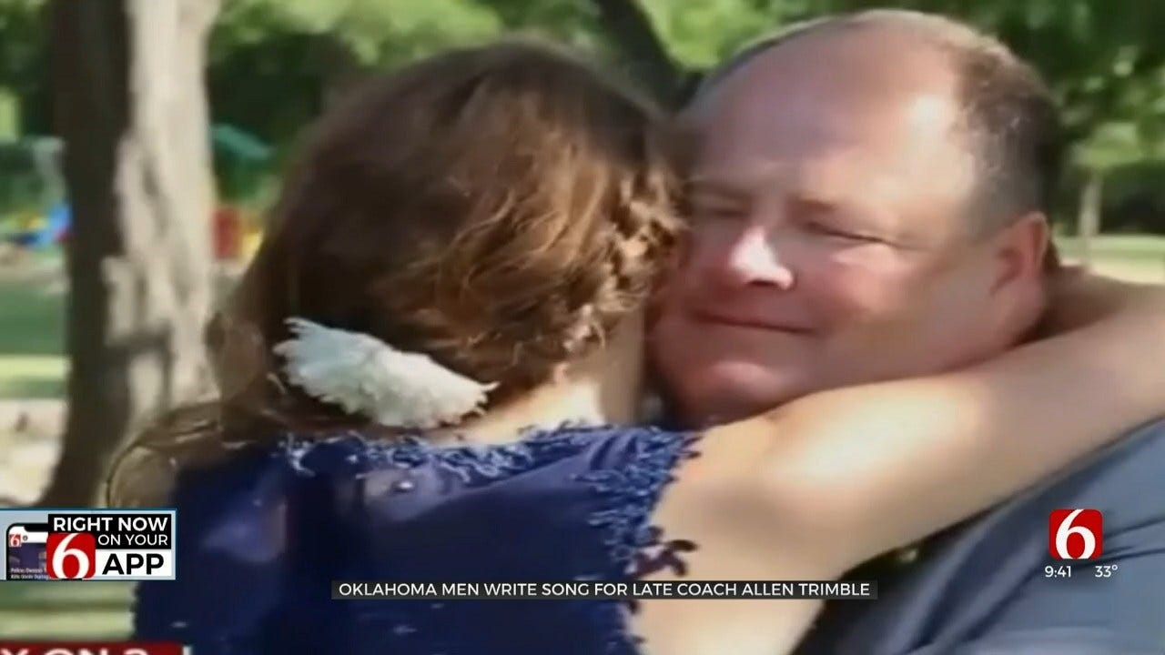 2 Oklahoma Men Create Song For Late Jenks Head Football Coach