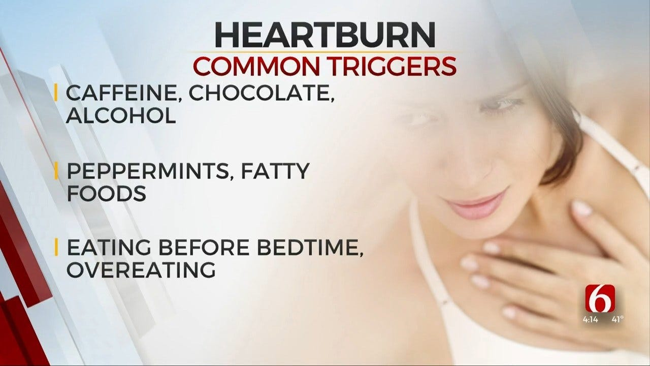 How To Deal With Holiday Heartburn