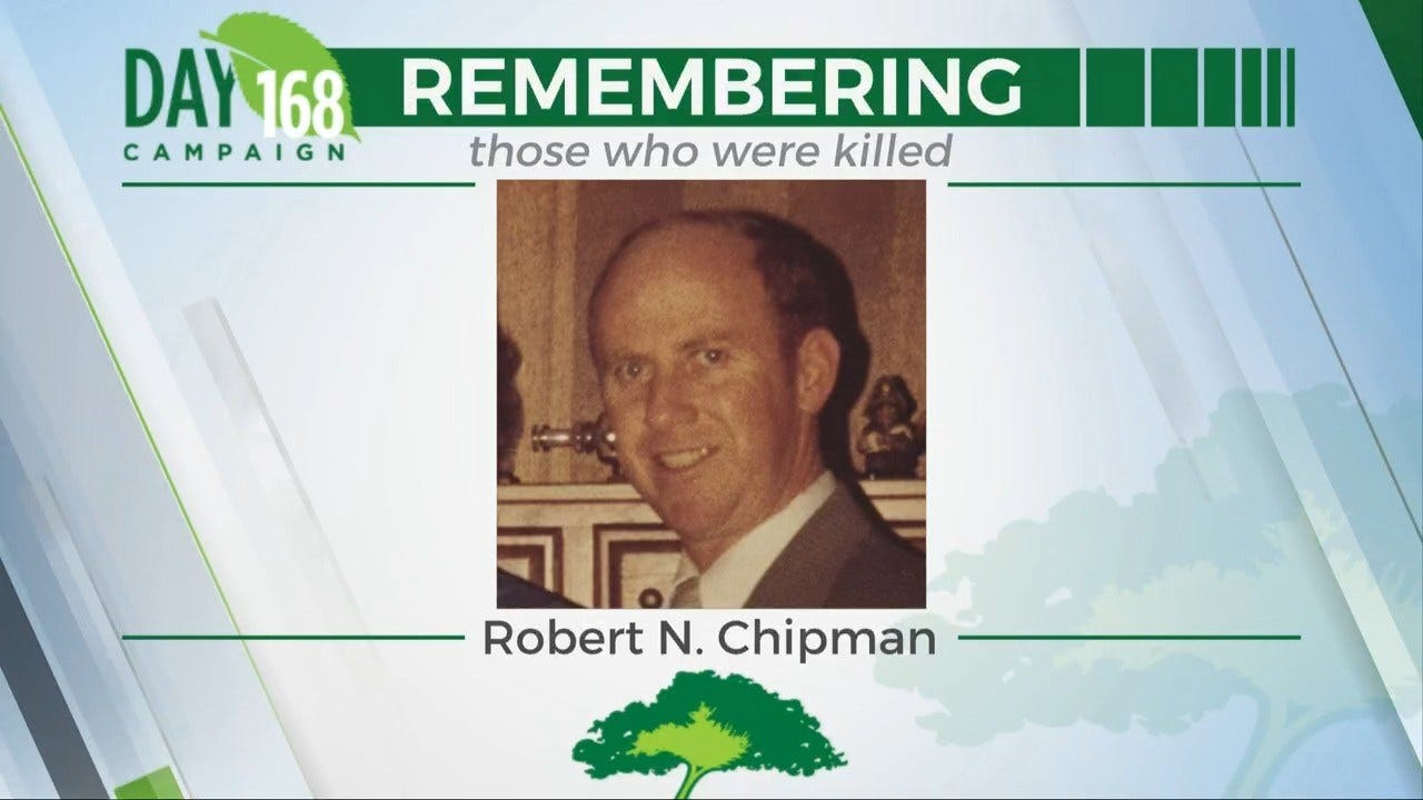 168 Days Campaign: Robert N. Chipman.
