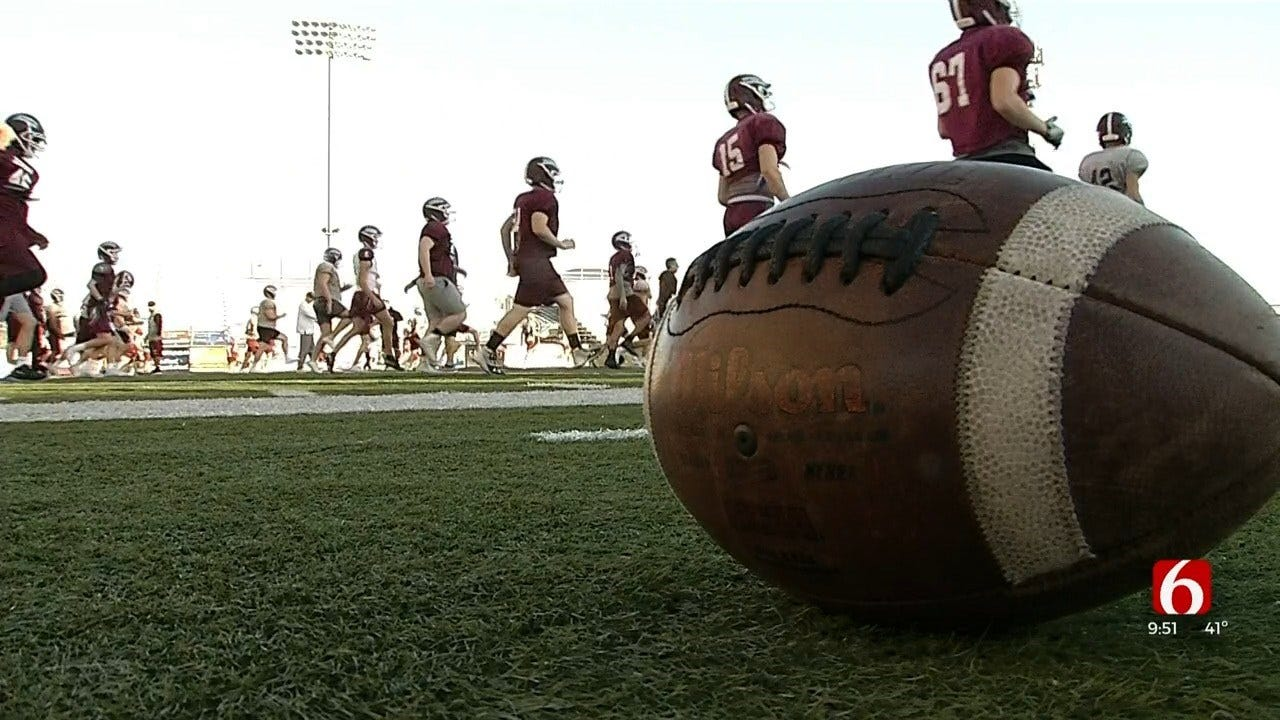 Jenks Hopes To Honor Former Coach With State Championship Win