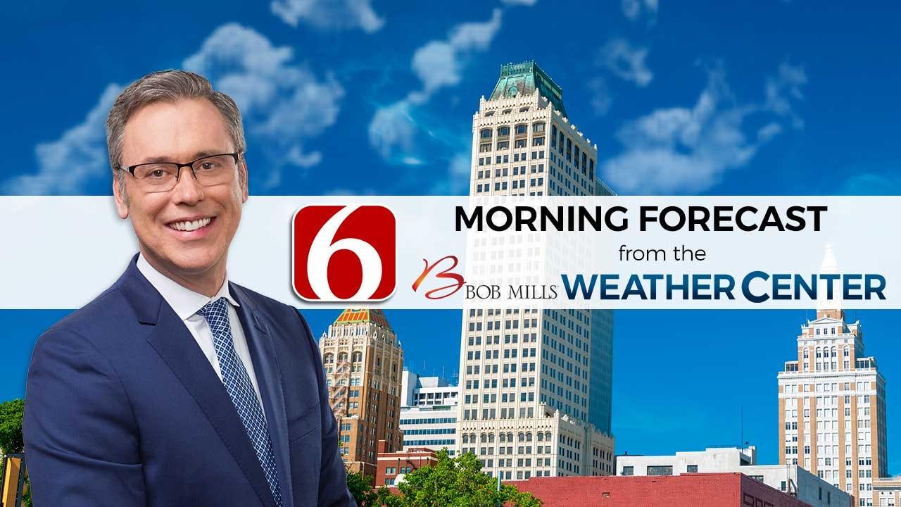 Friday Mid-Morning Forecast Update