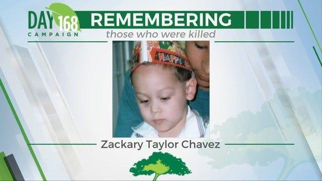 168 Days Campaign: Zackary Taylor Chavez