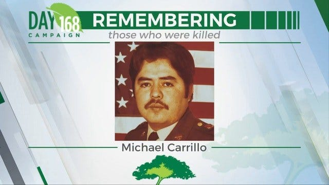 168 Days Campaign: Michael Carrillo