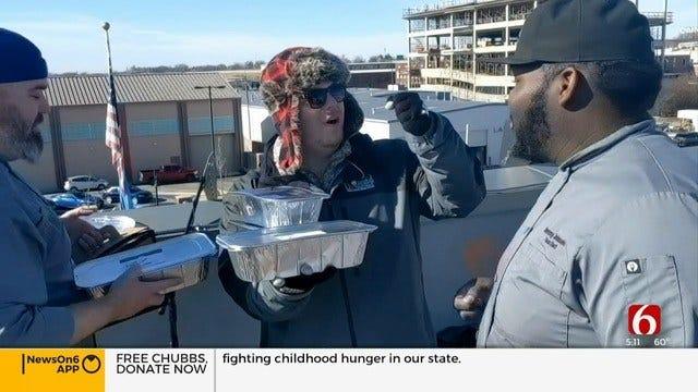 Food Bank Works To Feed Hungry Oklahoma Kids
