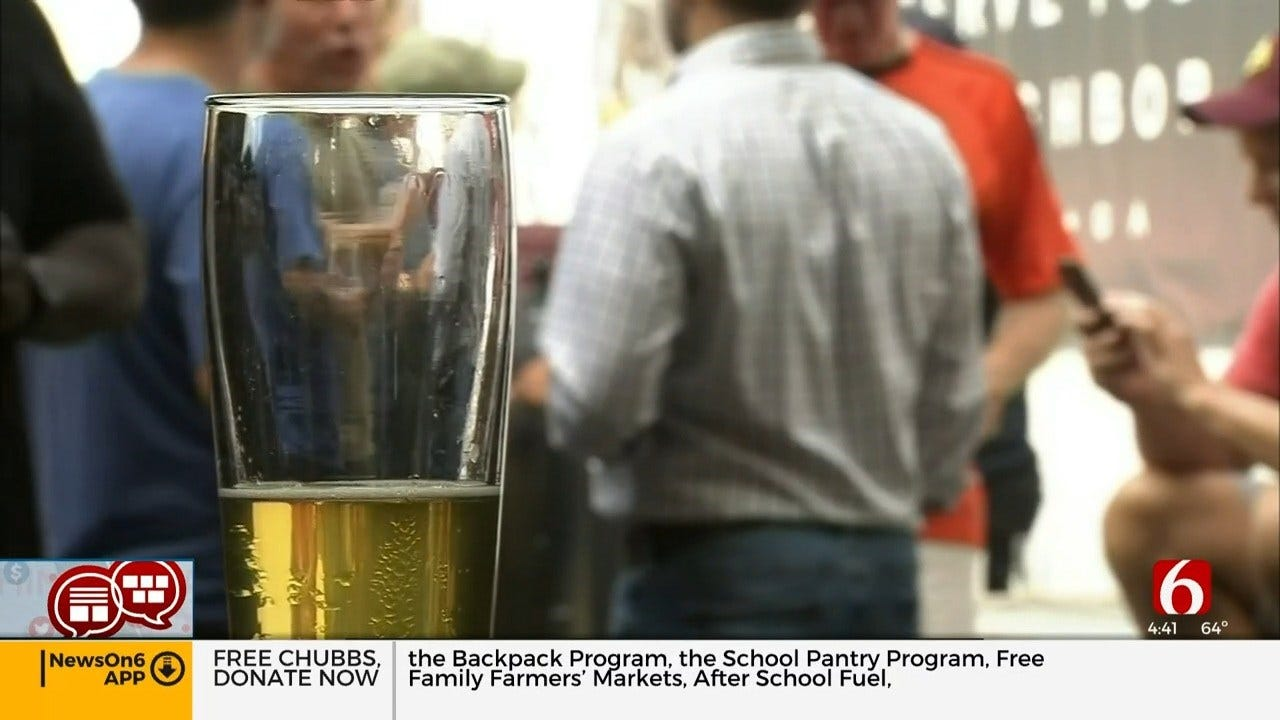 Something To Talk About: Beer Improves Gut Health?