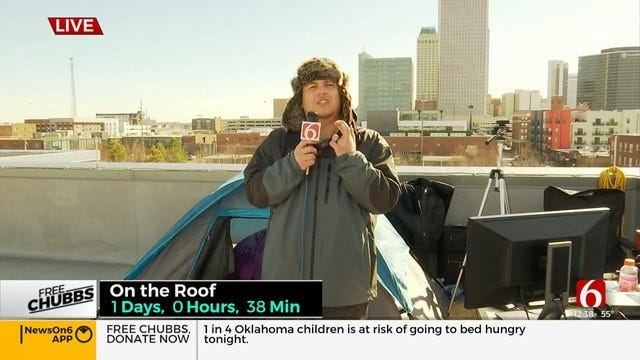 Free Chubbs: Oklahomans Raise More Than $12K So Far To Feed Hungry Kids